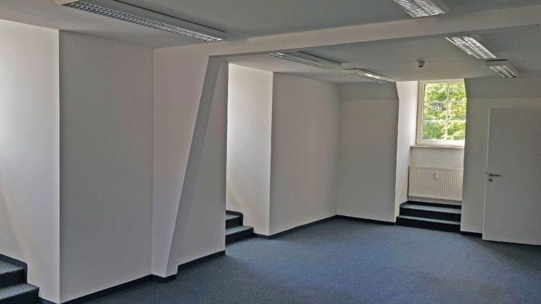 Medienhaus Chemnitz Büroflächen